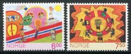 Noorwegen, michel 1527/28, xx