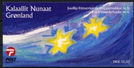 Groenland, michel mh met 374/75, xx