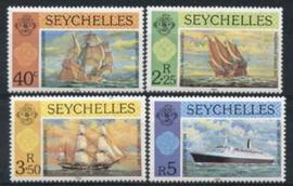 Seychelles, michel 474/77, xx