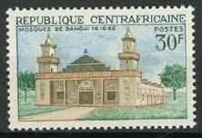 Centrafricain, michel 172, xx