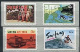 Australie, michel 3895/98, xx