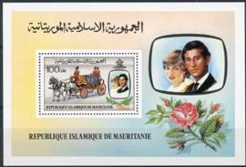 Mauretanie, michel blok 32, xx