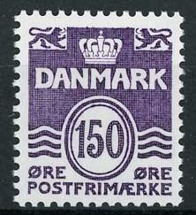 Denemarken, michel 1295, xx