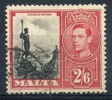 Malta, michel 188, o