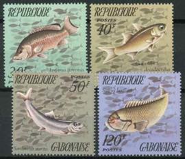 Gabon, michel 565/68, xx