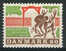 Denemarken, michel 495, xx