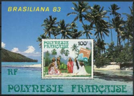 Polynesie, michel blok 7, xx