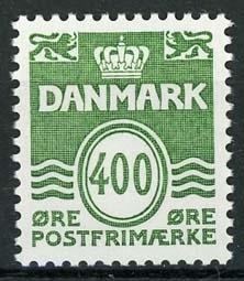 Denemarken, michel 1326, xx
