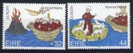 Ierland, michel 855/56, xx