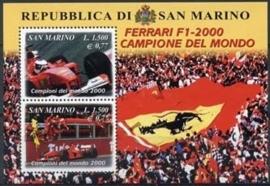 San Marino , michel blok 28 , xx