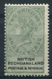 Bechuanaland, michel 16, xx