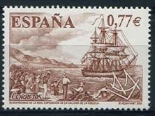 Spanje, michel 4005, xx