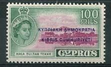Cyprus, michel 190, xx