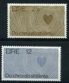 Ierland, michel 274/75, xx