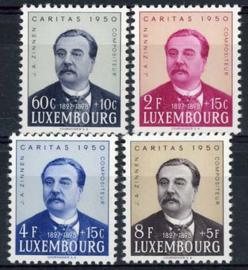 Luxemburg, michel 474/77, xx