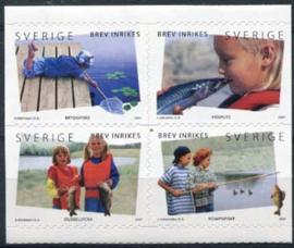 Zweden, michel 2584/87, xx