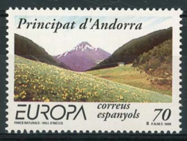 Andorra Sp., michel 267, xx