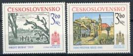 Tsjechoslowakije, michel 2440/41, xx