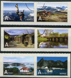 Noorwegen, michel 1610/15, o