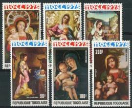 Togo, michel 1130/35, xx