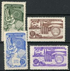Turkije, michel 1391/94, xx