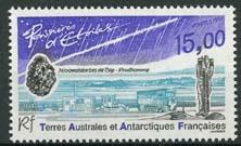 Antarctica Fr., michel 348, xx