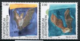 Liechtenstein, michel 1389/90, xx