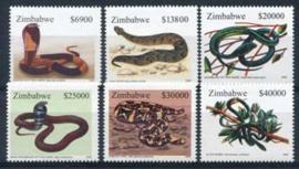 Zimbabwe, michel 816/21, xx