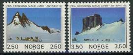 Noorwegen, michel 918/19, xx
