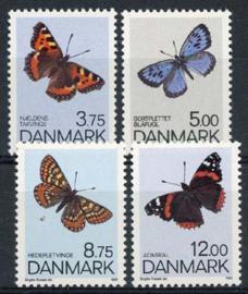 Denemarken, michel 1048/51, xx