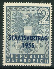 Oostenrijk, michel 1017, xx