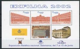 Spanje, michel blok 106, xx