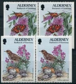 Alderney, michel 100/01 D, xx