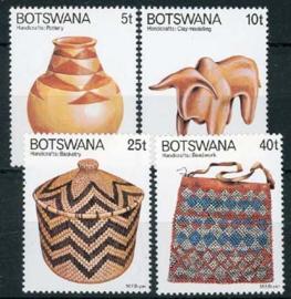 Botswana, michel 230/33, xx