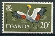 Uganda, michel 100, xx