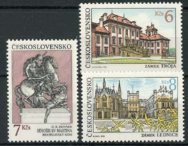 Tsjechoslowakije, michel 3126/28, xx