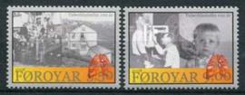 Faroer, michel 632/33, xx