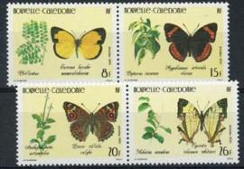 N.Caledonie, michel 915/18, xx
