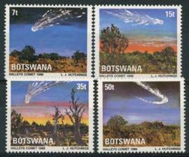 Botswana, michel 376/79, xx