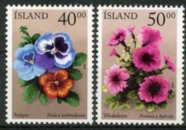 IJsland, michel 958/59, xx