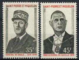 St.Pierre, michel 476/77, xx