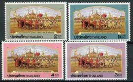 Thailand, michel 1484/87, xx