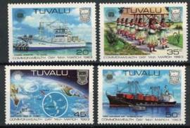 Tuvalu, michel 186/89, xx