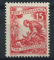 Joegoslavie, michel 681 A, xx
