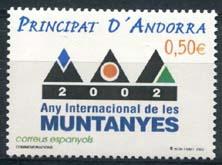 Andorra Sp., michel 289, xx