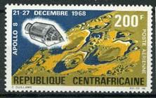 Centrafricain, michel 195, xx