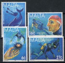 Malta , michel 1043/46, xx