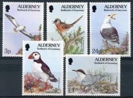 Alderney, michel uit 65/81, xx