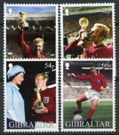 Gibraltar, michel 1006/09, xx