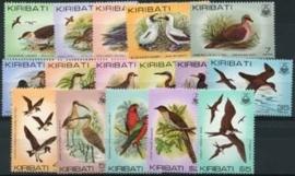 Kiribati, michel 382/97 , xx